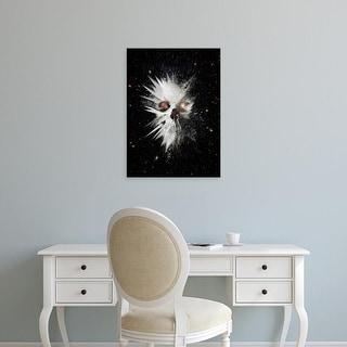 Easy Art Prints Ali Gulec's 'Big Bang' Premium Canvas Art