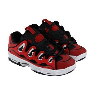 1e1bee74b27 Shop Osiris D3 2001 Mens Red Synthetic Athletic Lace Up Training Shoes -  Free Shipping Today - Overstock - 20109828