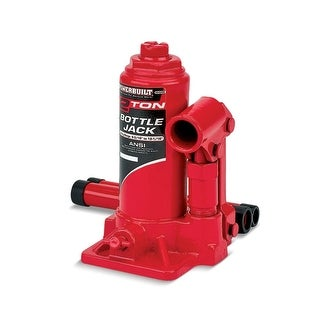 Powerbuilt 2 Ton Hydraulic Bottle Jack 640405