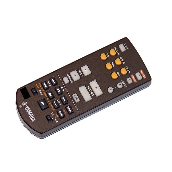 OEM Yamaha Remote Control Originally Shipped With: RX-397, RX397