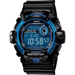 Casio Men's G-Shock G8900A-1 Blue Resin Quartz Sport Watch|https://ak1.ostkcdn.com/images/products/is/images/direct/e68b67ced3a1a933322a2c6cbf315cbc23cce4fa/Casio-Men%27s-G-Shock-G8900A-1-Blue-Resin-Quartz-Sport-Watch.jpg?impolicy=medium