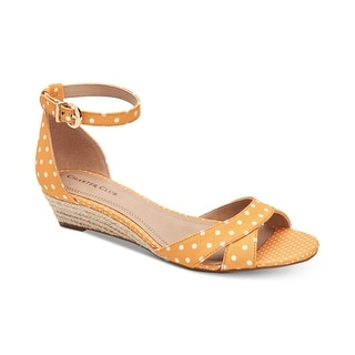 Link to Charter Club Womens Gippi Open Toe Casual Espadrille Sandals Similar Items in Women's Shoes