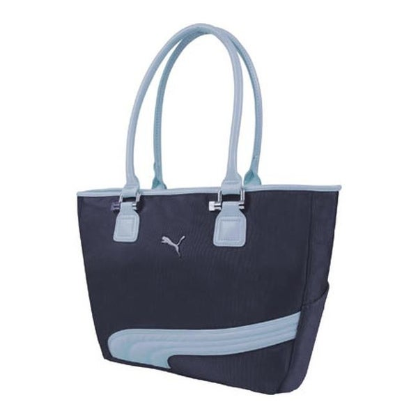 Shop PUMA Women s Cartel Tote Peacoat - US Women s One Size (Size None) -  Free Shipping Today - Overstock - 11818002 7c4452a73dce9