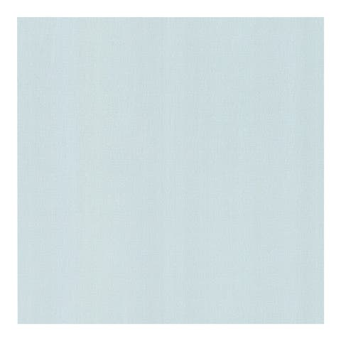 Caldo Aqua Textile Weave Wallpaper - 20.5in x 396in x 0.025in
