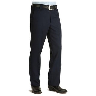 Circle S Western Pants Mens Expandable Wrinkle-Free Flap Pocket CP3793 (Option: 42 Inch)