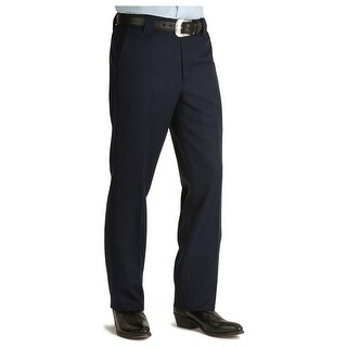 Circle S Western Pants Mens Expandable Wrinkle-Free Flap Pocket
