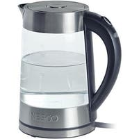 1.8 Liter Electric Glass Water Kettle