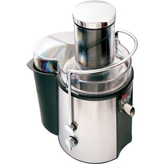 Koolatron KMJ-01 JUICER - Turn most fruit or vegetable into ultra-fresh nutritious juice.