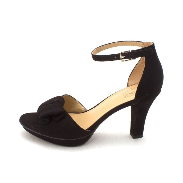 5dbb1384a4 Shop Naturalizer Womens darla Open Toe Ankle Strap Classic Pumps ...
