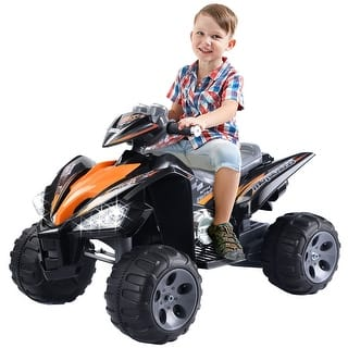 Costway Kids Ride On ATV Quad 4 Wheeler Electric Toy Car 12V Battery Power Led Lights|https://ak1.ostkcdn.com/images/products/is/images/direct/e697e0416775fba539aebb1aeaa954d91b26de1f/Costway-Kids-Ride-On-ATV-Quad-4-Wheeler-Electric-Toy-Car-12V-Battery-Power-Led-Lights.jpg?impolicy=medium