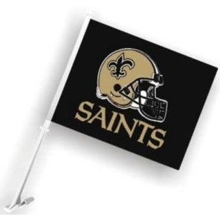 Link to New Orleans Saints Car Flag Similar Items in Fan Shop