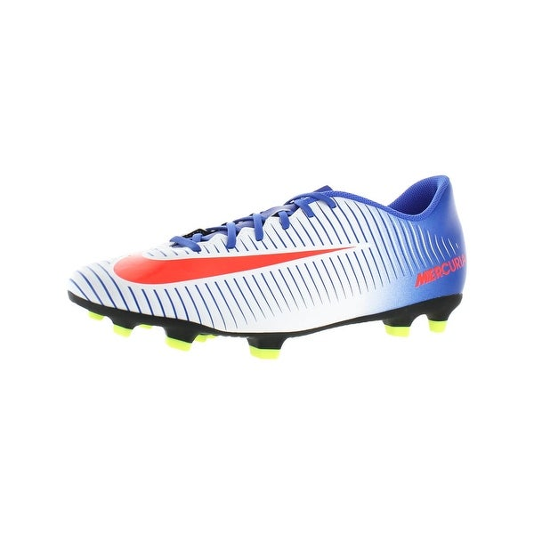 Nike Womens Mercurial Vortex 3 FG Cleats Soccer Striped - 13 medium (b,m)