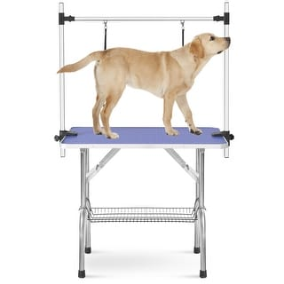 Folding Dog Pet Grooming Table Heavy Duty Stainless Steel pet dog Cat Grooming Table