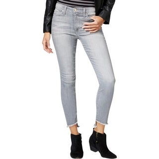Joe's Womens Charlie Skinny Jeans High Rise Ankle