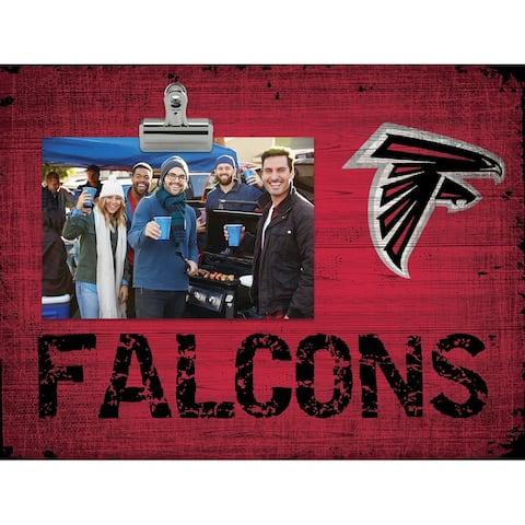 Atlanta Falcons Clip Frame