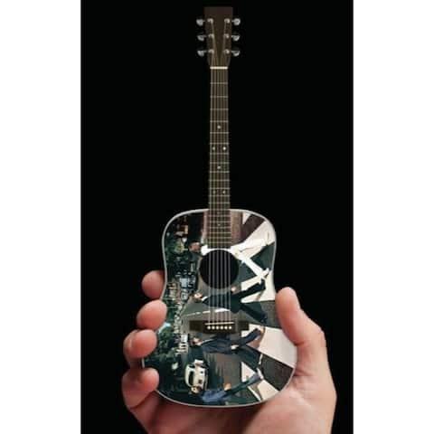 FF-001 AXE- Fab Four - Abby Road Mini Guitar