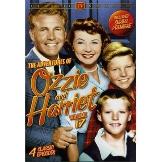 Adventures of Ozzie & Harriet: Vol. 17 [DVD]