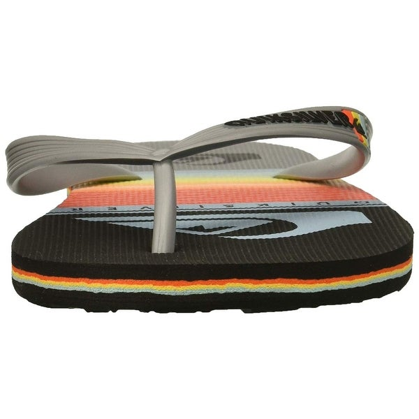 Shop Quiksilver Men s Molokai Highline Slab Sandal - Free Shipping On  Orders Over  45 - - 27099247 e028234d305