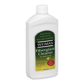Weiman Tub - Tile and Fiberglass Cleaner - Case of 6 - 16 oz.
