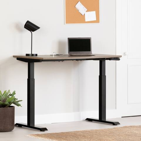 South Shore Interface Adjustable Height Standing Desk