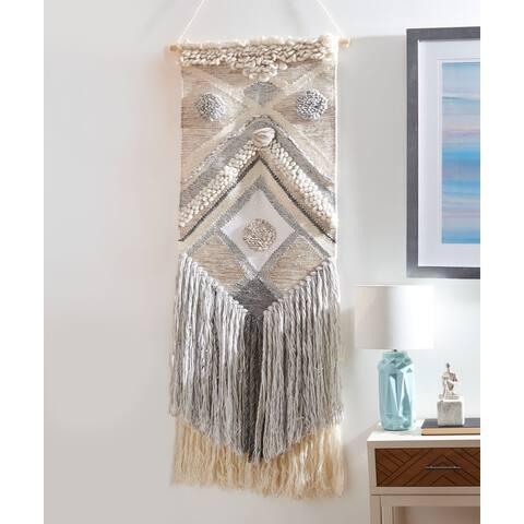 SAFAVIEH Sedona Hand Woven Wall Tapestry 120 - 2' x 2'4'