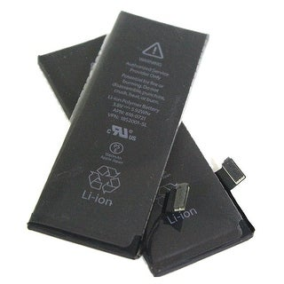 Original Apple iPhone 5S/5C Replacement New Battery (Two Batteries Only)