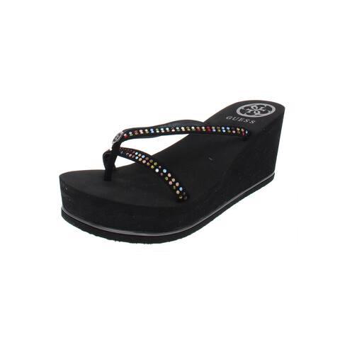 be904d9dde8c Buy Guess Women s Sandals Online at Overstock