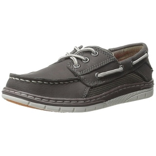 Sperry Top-Sider Billfish Sport Leather Boat Shoe - 3 m us little kid