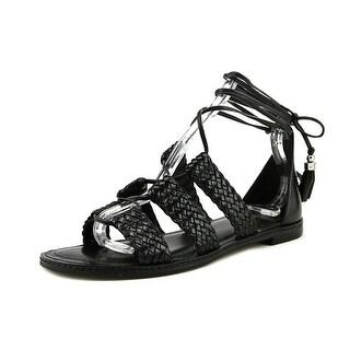 Michael Michael Kors Monterey Gladiator   Open Toe Leather  Gladiator Sandal