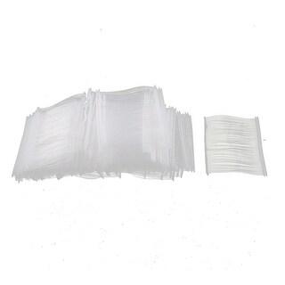 Polypropylene Tag Pins Barbs Fastener White 75mm 5000 Pcs for Tagging Gun