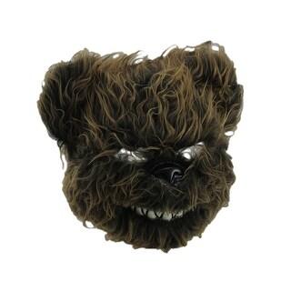 Hairy Scary Furry Evil Teddy Bear Mask