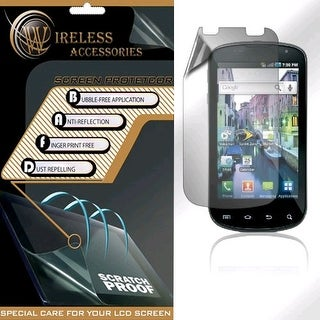 Wireless Accessories Screen Protector for Samsung Epic - Clear