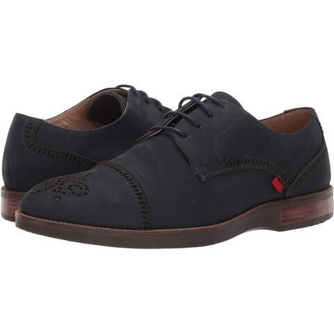 Marc Joseph New York Men's Shoes fulton St Leather Lace Up Dress Oxfords