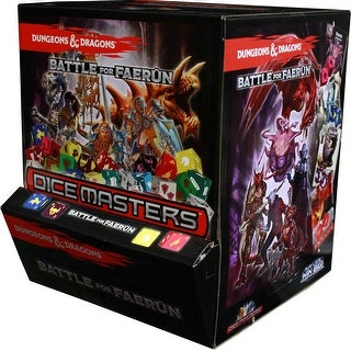 Dungeons & Dragons Battle for Faerun Booster Box (90ct) - multi