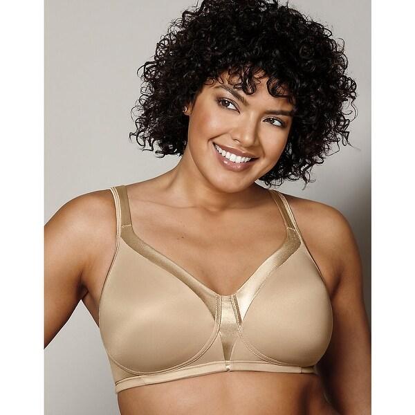 Playtex 18 Hour Sensationally Sleek®; Wirefree Bra - Size - 44B - Color - Nude