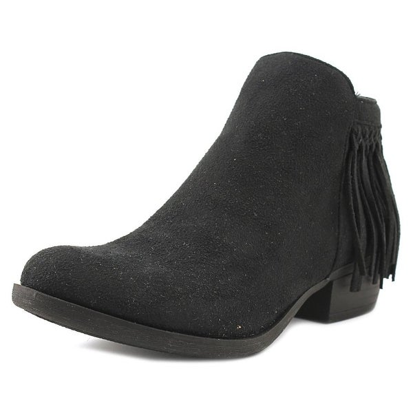 Sugar Teeny Black Boots