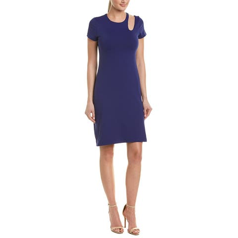 Susana Monaco Cutout Sheath Dress