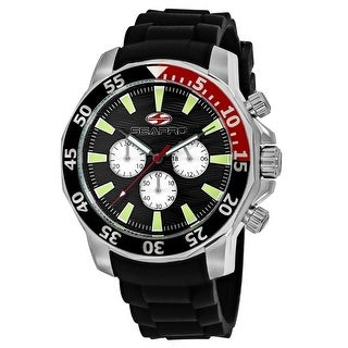 Link to Seapro Men's Scuba Explorer Black Dial Watch - SP8332 - One Size Similar Items in Men's Watches