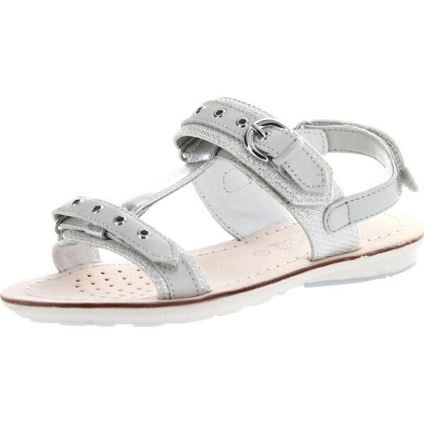 Geox Girls Milk Sandals