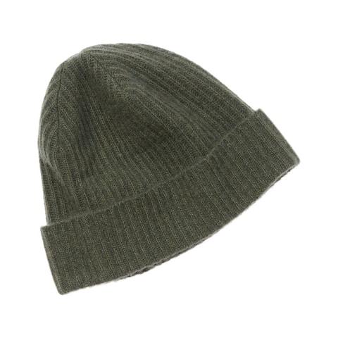 Portolano Men's Loden Cashmere Hat