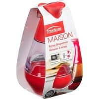 Syrup Dispenser 19Oz-Red
