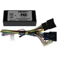 Pac C2R-Gm11 Radio Replacement Interface (11-Bit Interface For 2007 Gm(R) Vehicles With No Onstar(R) System)