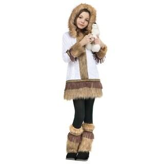 Girls Eskimo Costume