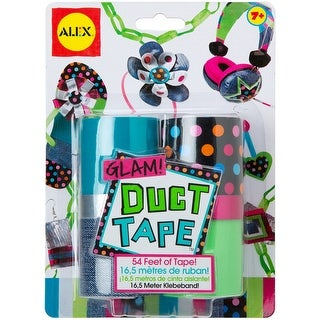 Hot Duct Tape Fashion Kit-Glam