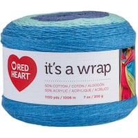 Red Heart It's A Wrap Yarn-Documentary