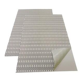 "Self-stick Adhesive Foam Boards 8.5""x11"" (10)"
