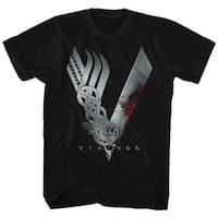 Vikings Logo Mens T Shirt