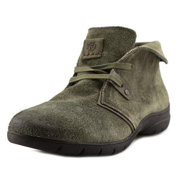 Bussola Style Kolding Keisha Women Olive Hiking Trail Shoes