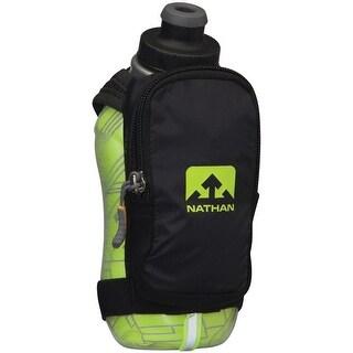 Nathan Sports SpeedShot Plus Insulated Handheld Flask - 12oz - NS4858