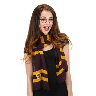 "Harry Potter House Gryffindor 67"" Lightweight Women's Costume Scarf"